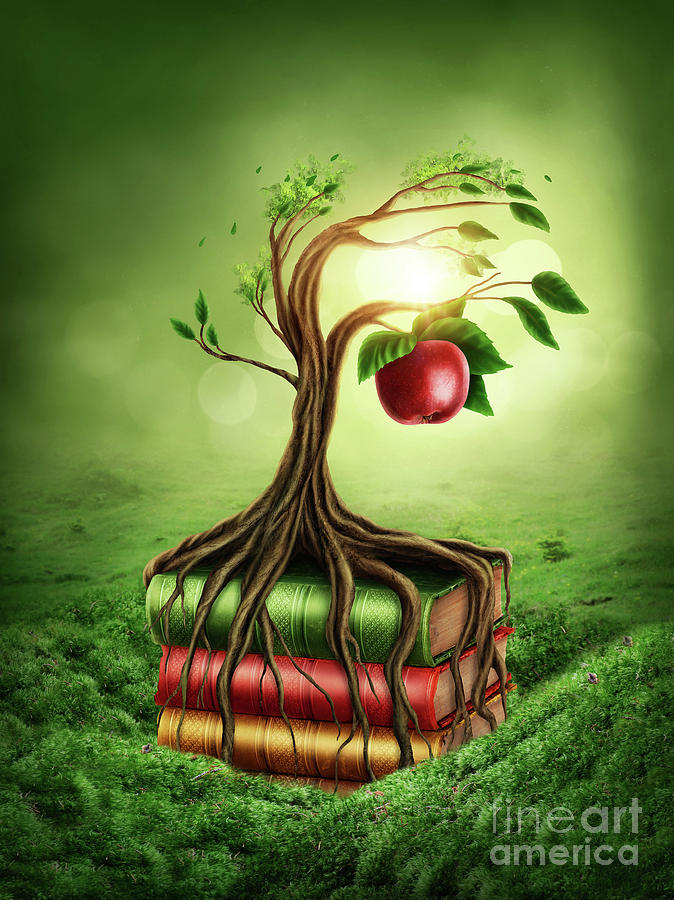 tree-of-knowledge-and-forbidden-fruit-elena-schweitzer